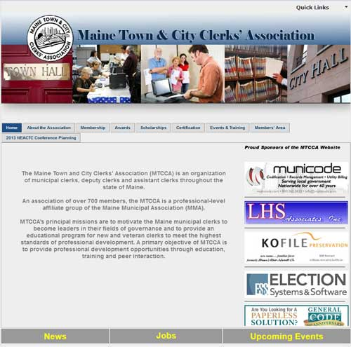 Maine Town and City Clerks Association